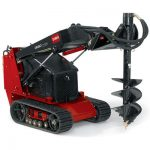 post-hole-digger-compact-loader